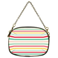 Papel De Envolver Hooray Circus Stripe Red Pink Dot Chain Purses (two Sides)