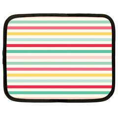 Papel De Envolver Hooray Circus Stripe Red Pink Dot Netbook Case (xl)
