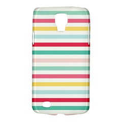 Papel De Envolver Hooray Circus Stripe Red Pink Dot Galaxy S4 Active