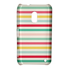 Papel De Envolver Hooray Circus Stripe Red Pink Dot Nokia Lumia 620