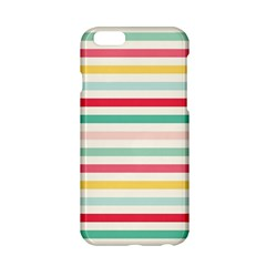 Papel De Envolver Hooray Circus Stripe Red Pink Dot Apple Iphone 6/6s Hardshell Case