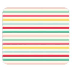Papel De Envolver Hooray Circus Stripe Red Pink Dot Double Sided Flano Blanket (small)