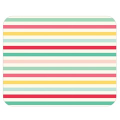 Papel De Envolver Hooray Circus Stripe Red Pink Dot Double Sided Flano Blanket (medium)
