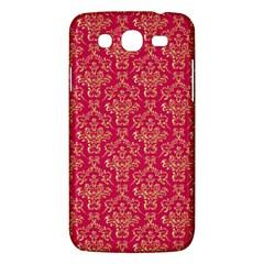 Damask Background Gold Samsung Galaxy Mega 5 8 I9152 Hardshell Case