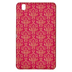 Damask Background Gold Samsung Galaxy Tab Pro 8 4 Hardshell Case