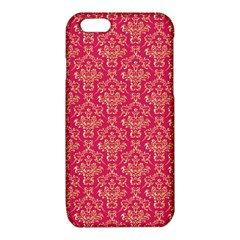 Damask Background Gold iPhone 6/6S TPU Case