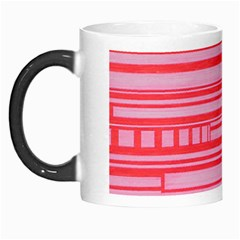 Index Red Pink Morph Mugs