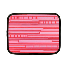 Index Red Pink Netbook Case (Small)