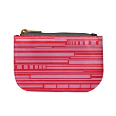 Index Red Pink Mini Coin Purses