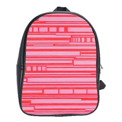 Index Red Pink School Bags(large)