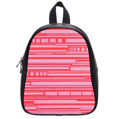 Index Red Pink School Bags (small)