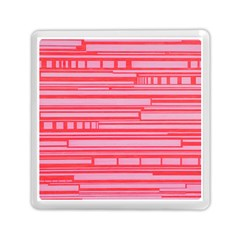 Index Red Pink Memory Card Reader (square)