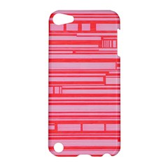 Index Red Pink Apple Ipod Touch 5 Hardshell Case