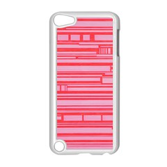 Index Red Pink Apple Ipod Touch 5 Case (white)