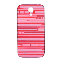 Index Red Pink Samsung Galaxy S4 I9500/i9505  Hardshell Back Case