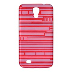 Index Red Pink Samsung Galaxy Mega 6 3  I9200 Hardshell Case