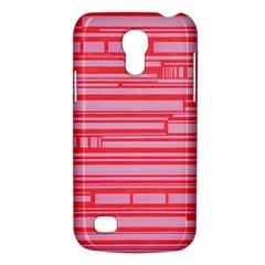 Index Red Pink Galaxy S4 Mini