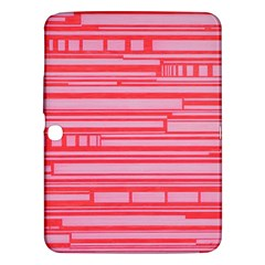 Index Red Pink Samsung Galaxy Tab 3 (10 1 ) P5200 Hardshell Case