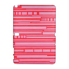 Index Red Pink Galaxy Note 1