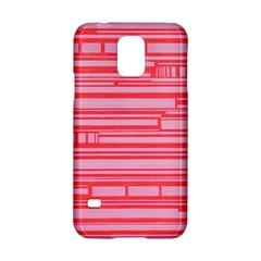 Index Red Pink Samsung Galaxy S5 Hardshell Case