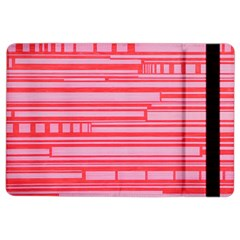 Index Red Pink Ipad Air 2 Flip