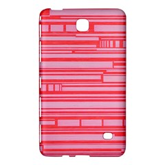 Index Red Pink Samsung Galaxy Tab 4 (8 ) Hardshell Case