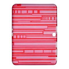 Index Red Pink Samsung Galaxy Tab 4 (10 1 ) Hardshell Case