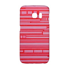 Index Red Pink Galaxy S6 Edge