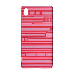 Index Red Pink Sony Xperia Z3+