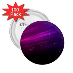 Purple Wallpaper 2 25  Buttons (100 Pack)