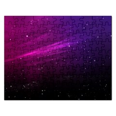 Purple Wallpaper Rectangular Jigsaw Puzzl