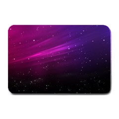 Purple Wallpaper Plate Mats