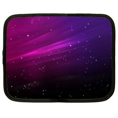 Purple Wallpaper Netbook Case (xl)