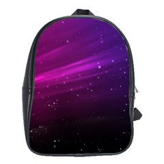 Purple Wallpaper School Bags(large)