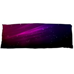Purple Wallpaper Body Pillow Case (dakimakura)