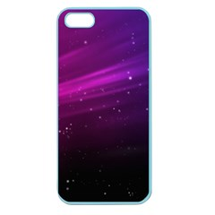 Purple Wallpaper Apple Seamless Iphone 5 Case (color)