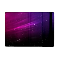 Purple Wallpaper Apple iPad Mini Flip Case