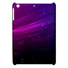 Purple Wallpaper Apple Ipad Mini Hardshell Case