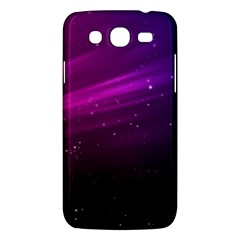 Purple Wallpaper Samsung Galaxy Mega 5 8 I9152 Hardshell Case