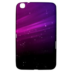 Purple Wallpaper Samsung Galaxy Tab 3 (8 ) T3100 Hardshell Case