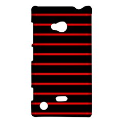 Red And Black Horizontal Lines And Stripes Seamless Tileable Nokia Lumia 720