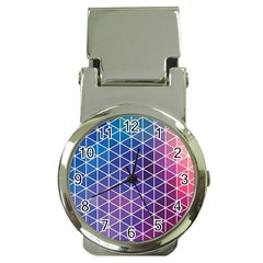 Neon Templates And Backgrounds Money Clip Watches