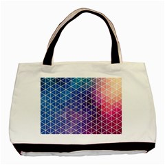 Neon Templates And Backgrounds Basic Tote Bag