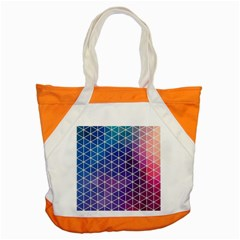 Neon Templates And Backgrounds Accent Tote Bag