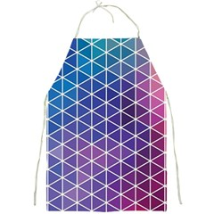 Neon Templates And Backgrounds Full Print Aprons