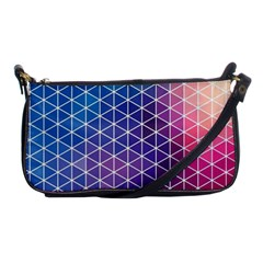 Neon Templates And Backgrounds Shoulder Clutch Bags