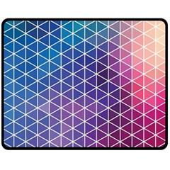 Neon Templates And Backgrounds Fleece Blanket (medium)