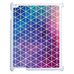 Neon Templates And Backgrounds Apple Ipad 2 Case (white)