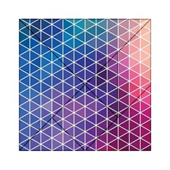 Neon Templates And Backgrounds Acrylic Tangram Puzzle (6  X 6 )
