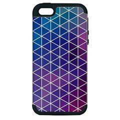 Neon Templates And Backgrounds Apple Iphone 5 Hardshell Case (pc+silicone)